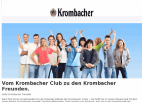 krombacher-club.de
