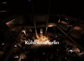 kuehlhaus-berlin.de