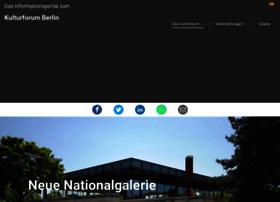 kulturforum-berlin.de