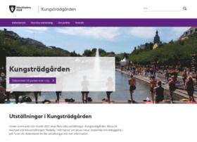 kungstradgarden.se