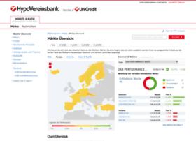 kurse.hypovereinsbank.de