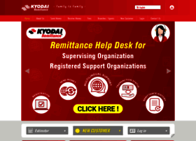 kyodairemittance.com