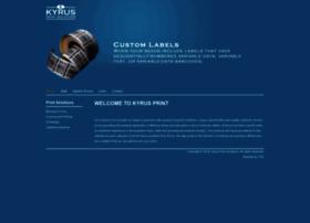 kyrusprint.com
