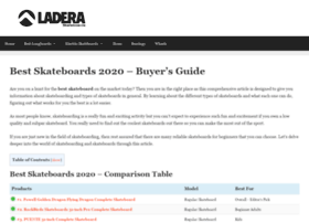 laderaskateboards.com