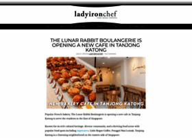 ladyironchef.com