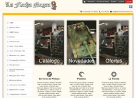 laflechanegraminiaturas.com
