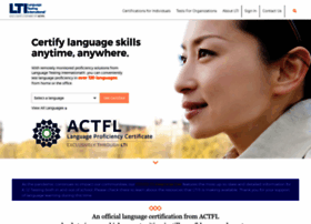 languagetesting.com