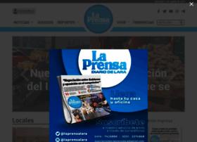 laprensalara.com.ve