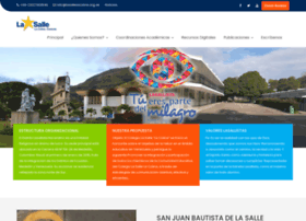 lasallelacolina.org.ve