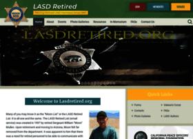 lasdretired.org