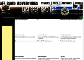 lastgreatroadtrip.com