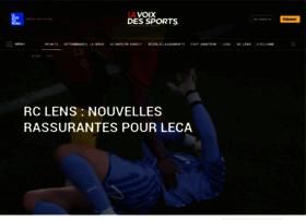 lavoixdessports.com