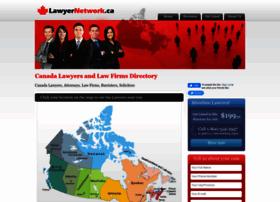 lawyernetwork.ca