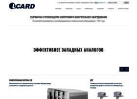 lcard.ru