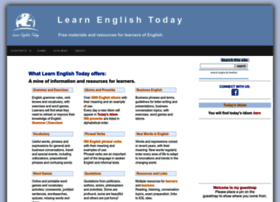 learn-english-today.com