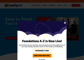 learninga-z.com