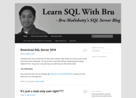 learnsqlwithbru.com