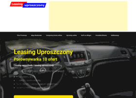 leasing-uproszczony.pl