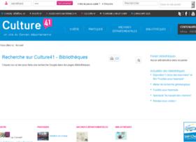 lecture41.culture41.fr