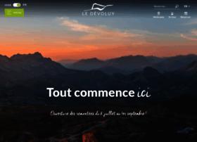 ledevoluy.com