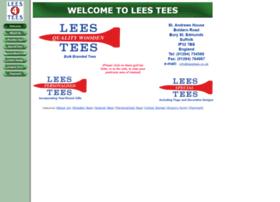 leestees.co.uk