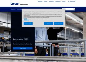 lenzeamericas.com