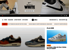lesitedelasneaker.com