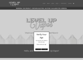 levelupvapor.com