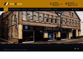lewismotorscardiff.co.uk