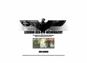 lexikon-der-wehrmacht.de