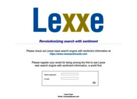 lexxe.com