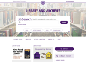library.stkate.edu