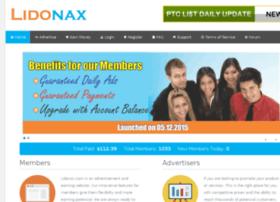 lidonax.com
