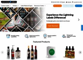 lightninglabels.com