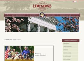 limestonesheriff.com