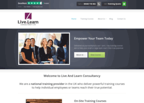 liveandlearnconsultancy.co.uk