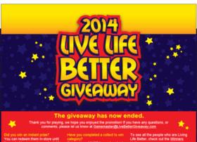 livebettergiveaway.com