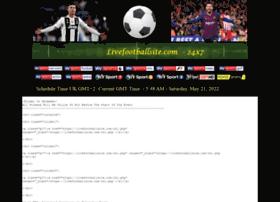livefootballsite.com