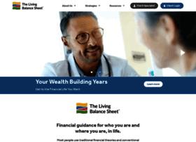 livingbalancesheet.com
