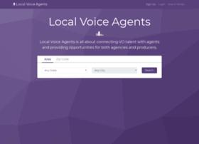 localvoiceagents.com