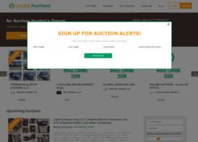 locateauctions.com