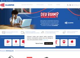 lojaclamper.com.br