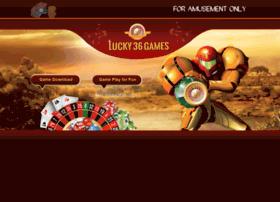 lucky36games.com