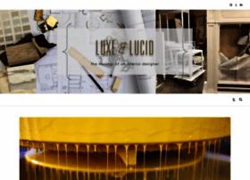 luxeandlucidblog.com