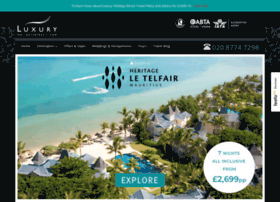 luxuryholidaysdirect.com