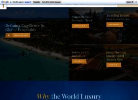 luxuryhotelawards.com
