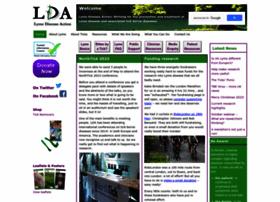lymediseaseaction.org.uk