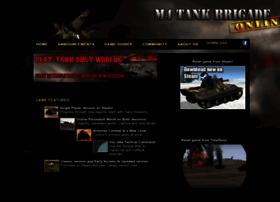 m4tankbrigade.com