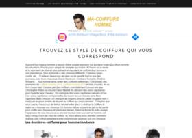 ma-coiffure-homme.com