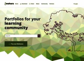 mahara.org